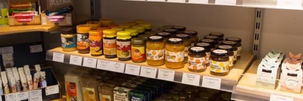 Marmeladen, Chutneys, Saucen, Senf, Honig