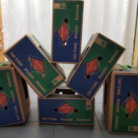 Mehr Ordnung durch kostenlose Kisten