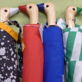 Duckhead Regenschirme fürs Novemberwetter