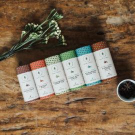 Spannende Teemischungen von Kazi Yetu
