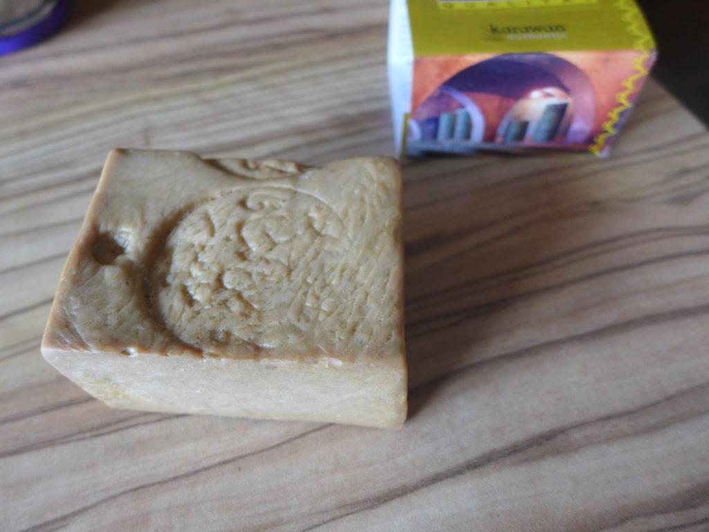Seifenblock ohne Verpackung