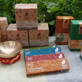 Tees aus dem Herzen von Nepal